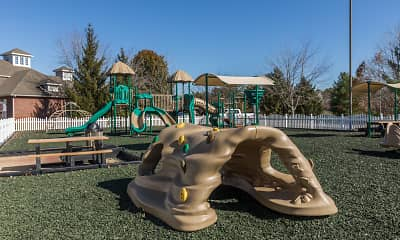 Playground, Steeplechase Apartments, 2