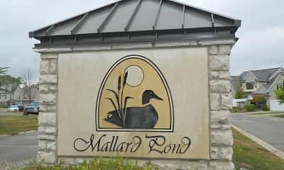Mallard Pond Apartments, 1