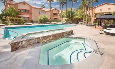 Pool, Mesa Verde, 1
