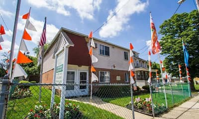 Cramer Hill Apartments & Townhomes, 0