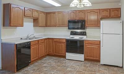 Kitchen, The Lexington Estates, 0