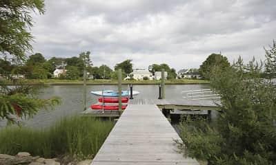 Lake, River House, 1