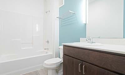 Bathroom, Jackson Crossing, 2