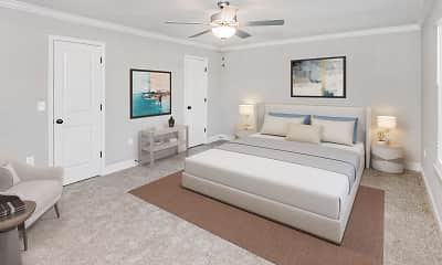 Bedroom, Thrive at Creekside, 1