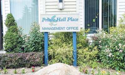 Community Signage, Prince Hall Place Apartments, 2