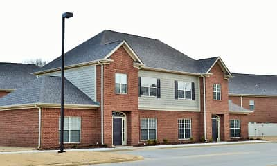 Building, Chaney Place Townhomes, 2