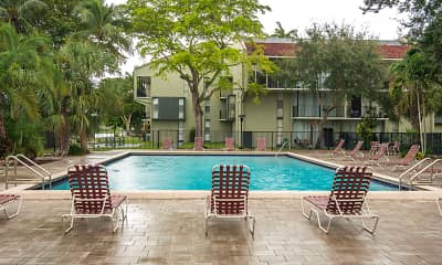 Pool, The Palms at Forest Hills, 2