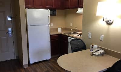 Kitchen, Furnished Studio - Orlando - Maitland - Summit Tower Blvd, 1