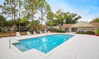 Pool, Pinewood Pointe Apartments, 0