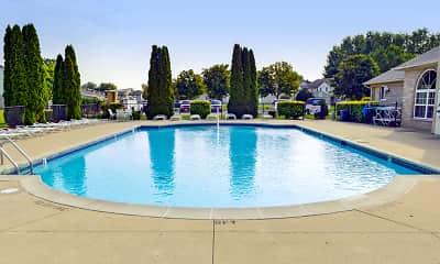 Pool, Pebble Creek, 0
