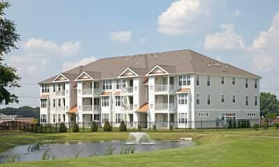 Building, Pennsauken Golf Course Villas, 0