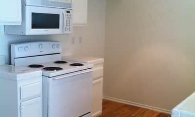Kitchen, La Sierra Apartments, 0