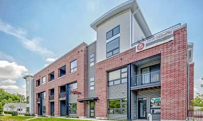 Building, Velo 404, 0