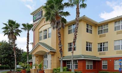 Community Signage, Furnished Studio - Orlando - Southpark - Commodity Circle, 0