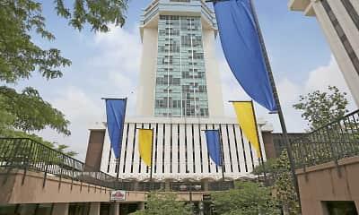 Building, 250 Douglas Place, 1