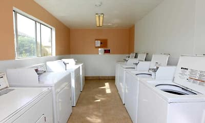 Kitchen, Sierra Terrace East Apartments, 2