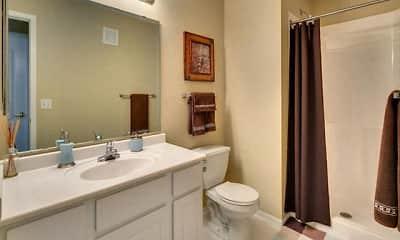 Bathroom, Cascade at Town Center, 2