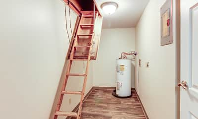 Storage Room, Ridgewood Apartments, 2