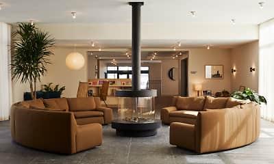Living Room, The Agnes, 0