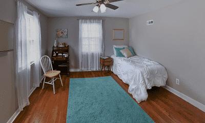 Living Room, Parklynn Apartments, 2