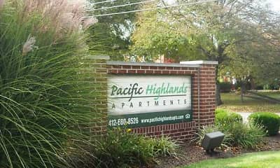Landscaping, Pacific Highlands Apartments, 2
