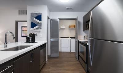 Kitchen, Camden Harbor View, 1