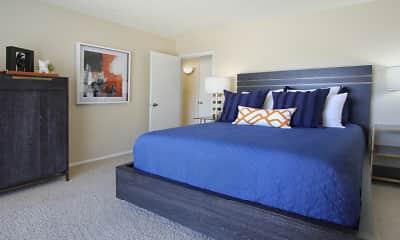 Bedroom, Alpine Village, 2