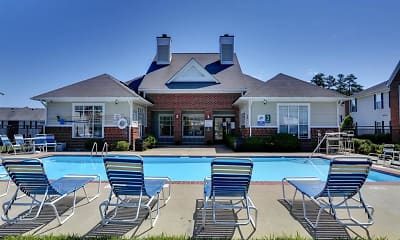 Pool, Meriwether Place Apartments, 1