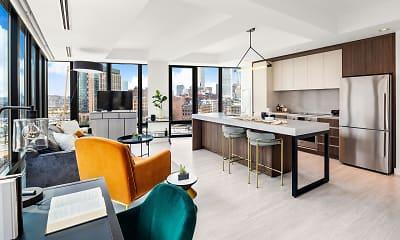 Living Room, NEMA Boston, 1