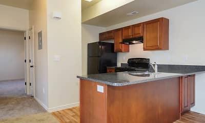 Kitchen, SITE Layton, 1