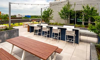 Patio / Deck, The Earl, 2
