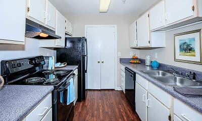 Kitchen, Millwood Park, 0