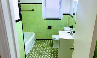 Bathroom, 13600 La Salle Blvd, 1