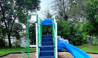 Playground, Creekside, 2