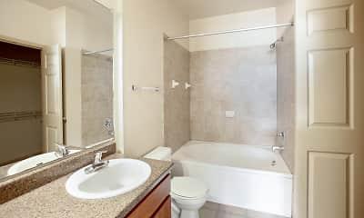 Bathroom, The Mansions At Turkey Creek, 2