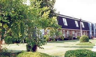 Building, Country Club Estates, 2