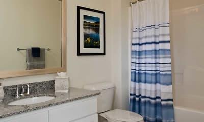 Bathroom, The Residences at Lexington Hills, 2