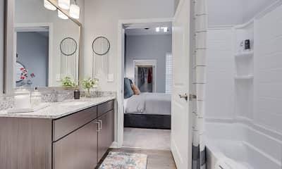 Bathroom, The Wyatt by Watermark, 2