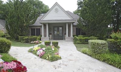 Leasing Office, Chappell Oaks, 1