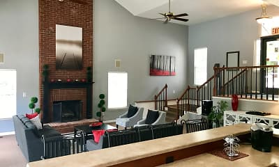 Clubhouse, Cardinal Apartments, 2