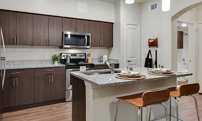 Kitchen, Pioneer Hill, 2
