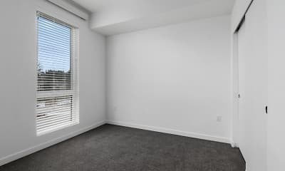 Bedroom, Alta Civic Station, 2