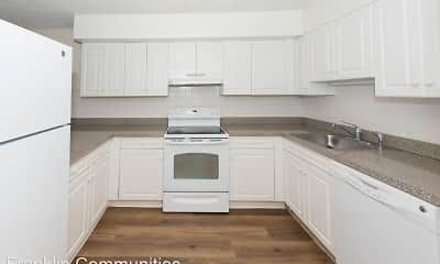 Kitchen, Whitney Towers, 0
