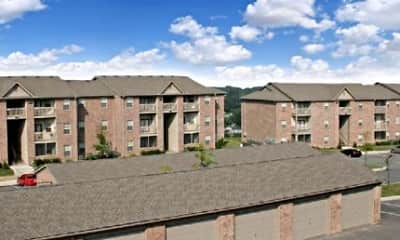 Building, Shelby Oaks Apartments, 0