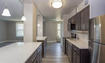 Kitchen, Towers At Wyncote, 2