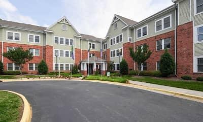 Building, Market Square III- Senior Housing, 2