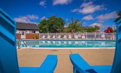 Pool, Maple Creek Apartments, 1