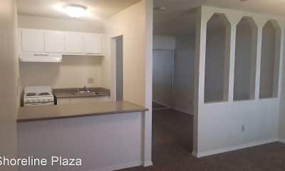 Kitchen, Shoreline Plaza, 1