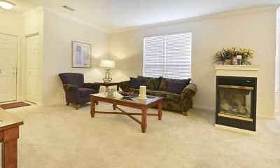 Living Room, Ashton Brooke Of Beavercreek, 1