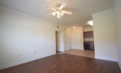 Living Room, Big Bass Resort, 1